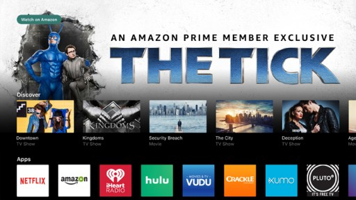 VIZIO SmartCast TV(SM) Adds Amazon Video for Quick Access to Thousands of Movies and TV Episodes