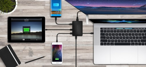 UPDATE: PowerTrend-SOTA Announces Launch of USB Type-C Docking Station, the Q-HUB