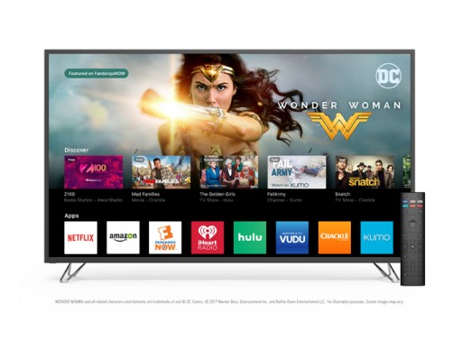 VIZIO SmartCast TV(SM) Now Available Across All 2016 VIZIO Ultra HD Displays